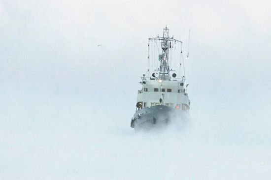 Trifonova Lubov, Severomorsk - The Northern Sea Route